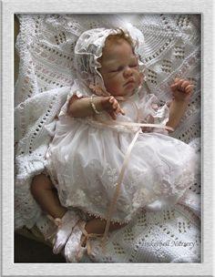 TINKERBELL NURSERY REBORN baby newborn doll by Helen Jalland Romie