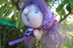 Delilah the Kitchen Witch - Kitchen Witch Doll - Herb Witch - Green Witch -  Gypsy Witch - Good luck doll for your kitchen! by goddessinthegroove on Etsy