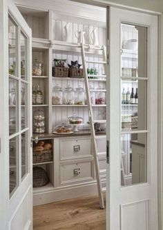 Awesome Dream Kitchen Design And Decor Ideas clairinedecor., Awesome Dream Kitchen Design And Decor Ideas clairinedecor. Kitchen Pantry Design, Country Kitchen Designs, French Country Kitchens, Country Farmhouse Decor, Modern Farmhouse Kitchens, French Country Decorating, New Kitchen, Home Kitchens, Dream Kitchens