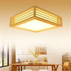 12W LED Deckenleuchte Deckenlampe Deckenstrahler Wohnzimmer eckig Lampe IP44