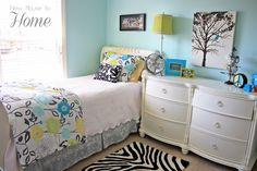 girl's room color scheme inspiration