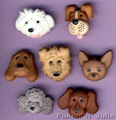 FUZZY FACES Dog Puppy Show Animal Poodle Pet Novelty Dress