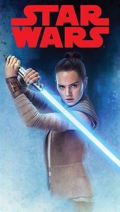 New Visual of Rey for The Power of the Force part of the series of books Journey to Star Wars The Last Jedi