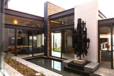 House BOZ | #contemporary #home | Nico Van Der Meulen