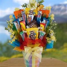 candy bouquet ideas - Yahoo! Image Search Results