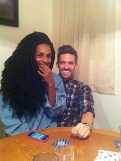 Keep calm and love interracial couples. Interracial Couples, Biracial Couples, Interracial Dating Sites, Mixed Couples, Couples In Love, Happy Couples, Black Woman White Man, Black Love, Black Men