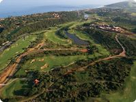 """The Zimbali Golf Course is one of the best estates on the Zimbali. The Coastal Resort Zimbali, meaning """"flowers"""" in isiZulu, is a place of natural splendour and beauty."""