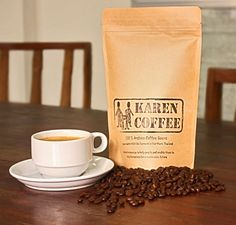 Karen Coffee products