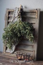 Dadeltak, dadeltakken (ongeveer 1 kg) Sober Living, French Country, Ladder Decor, Home And Garden, Diy Crafts, Gardening, Nice, Ideas, Home Decor