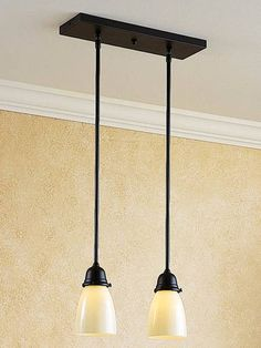 Another option for light in kitchen. $176.00 + $38 x 2 for the shades. Colors would match cabinetry.