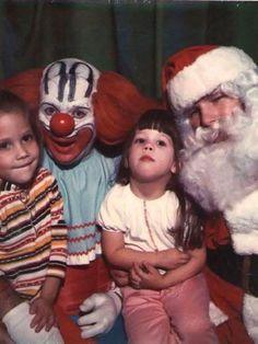 Bring in the Creepy Clown