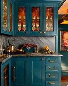 Home Interior Art Presenting the 2018 Life in Color Winners - D Magazine Home Decor Kitchen, Kitchen Interior, Home Interior Design, Home Kitchens, Interior Decorating, Kitchen Ideas, Eclectic Kitchen, Interior Plants, Dream Home Design