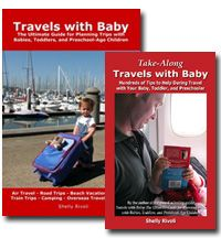 Travels with Baby. Awesome website with lots of great tips for travelling with children of all ages!