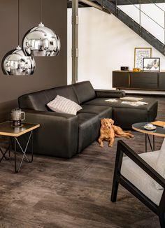 Wunderbar Ecksofa KEEL | Ecksofas Kaufen   Micasa.ch. Sofau0027sBlack Leather ...