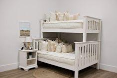 Styled for Bunk Beds – Beddy's Girls Bedroom, Bedroom Ideas, Bedroom Decor, Beddys Bedding, Zipper Bedding, Make Your Bed, Bunk Beds, Color Schemes, Comforters