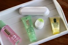 Sprinkles on a cupcake: Uitgetest: Clinique Sonic System Purifying Cleansing Brush