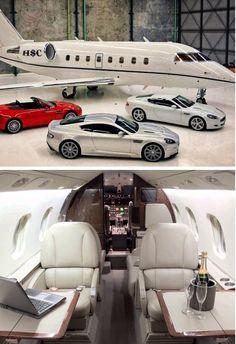Travelling with style - a Millionaire Lifestyle luxurydotcom aluxurylifestyle Jets Privés De Luxe, Luxury Jets, Luxury Private Jets, Private Plane, Private Yacht, Millionaire Lifestyle, Wealthy Lifestyle, Luxury Lifestyle Fashion, Rich Lifestyle
