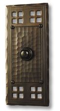 Pacific Style Large Doorbell Button