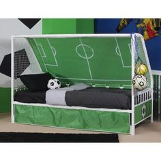 soccer room.. made for my boy.. i'll make him like this