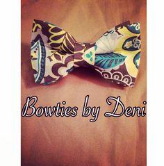 A custom bowtie!