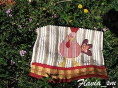 Flávia 705/Pano de louça by flavia_sm1963, via Flickr