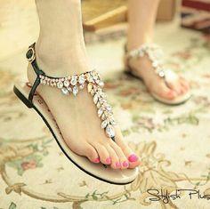 Cuttuee sandalss