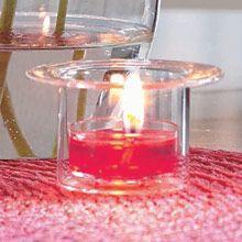V04230 - Bougies à réchaud Fleur de cerisier