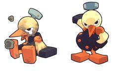 Birdbots