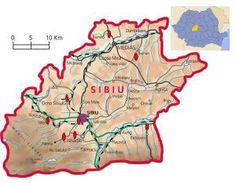 lucuri campare Sibiu Map, Location Map, Maps