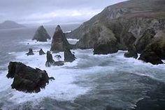 Southeastern edge of Cape Horn