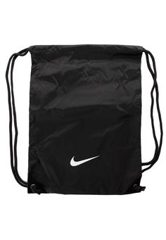 1652a98d1bf1f Order Nike - Fundamentals Swoosh Gymsack Black Black White - Backpack by  Nike for € at Impericon - The biggest assortment in Europe.