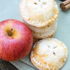 4-Bite Apple Pies | RecipeNewZ