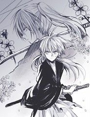 Rurouni Kenshin, Kenshin Anime, Kenshin Le Vagabond, Anime Manga, Anime Art, Era Meiji, Girls Anime, Hayao Miyazaki, Anime Comics