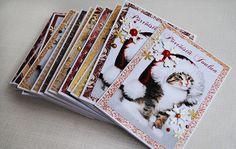 Ystävänpäiväkortteja