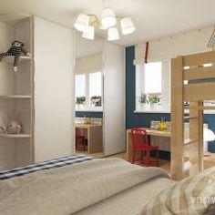 ausgefallene Kinderzimmer von Мастерская дизайна Welcome Studio