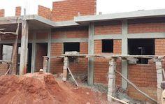 Architecture africaine : des murailles en terre aux murs en ciment, par Pierre Boutin, sma