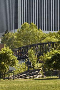 Brown's Island Park | Landscape Architecture Bureau | Archinect