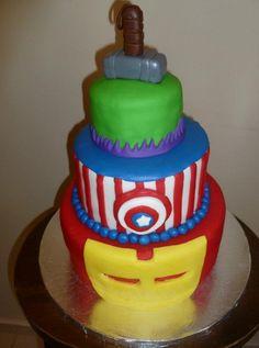 avenger-birthday-party-theme-cakes-cupcakes-mumbai-1    http://cakesandcupcakesmumbai.com/2012/12/10/avengers-birthday-party-theme-cakes-cupcakes-mumbai/#