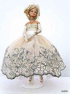Alla Dolgaleva Rapoport,   my job en barbie doll