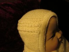 Royal Baby knitted hat FREE Pattern