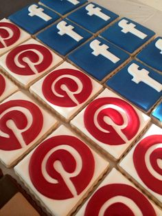 Pinterest, Facebook, Instagram... Social media cookies by Tiffany