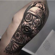 For more visit ImgGram --> imggram.com #imggram #instagram #instaview All Tattoos, Life Tattoos, Tattoo Images, Tattoo Photos, Colour Tattoo, Realism Tattoo, Black And Grey Tattoos, Angel Tattoo Men, Lower Back Tattoos