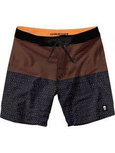 Boardshorts - Stripes | CHRISTOFF Loja online Men's Swimwear, Men's Swimsuits, T Shorts, Swim Shorts, Streetwear Shorts, Surf Wear, Dapper Gentleman, Mens Joggers, Best Mens Fashion