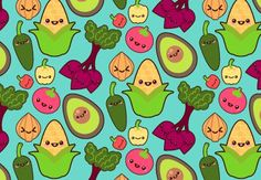 Eat Your Veggies! Create a Vegetable Pattern in Adobe Illustrator - Tuts+ Design & Illustration Tutorial
