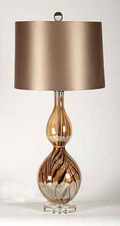 Bronze Accents   Lamp by Artage International