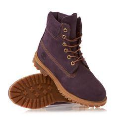 Timberland Boots - Timberland 6'' Premium Boots - Dark Purple