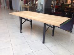 Table Repas Et Tables Basses On Pinterest Solid Oak Metals And Old Cars