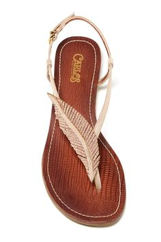 Angel Feather sandals! Love!!!!!