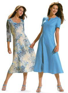Выкройка Burda (Бурда) 8351 — Платье   Платья
