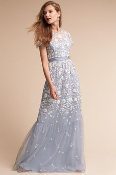 Meadow Dress from @BHLDN